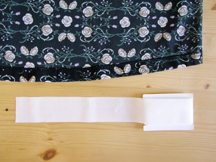 Bajo vestido premamá Burda | Betsy Costura
